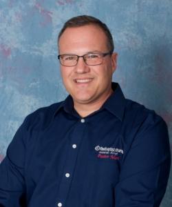 Pastor Mark Massaro