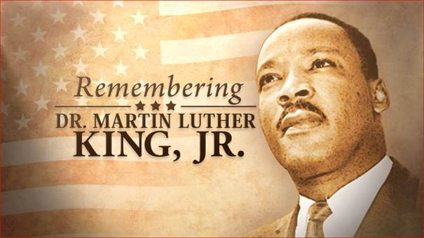 Image result for martin luther king jr holiday 2019