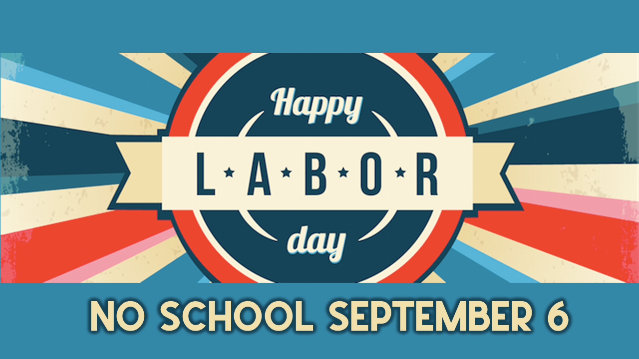 NO SCHOOL: Labor Day - Central Christian Academy